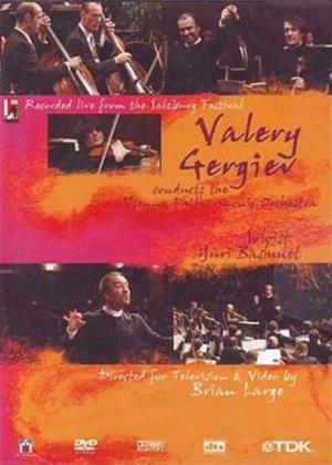 Rent Valery Gergiev Conducts the Vienna Philharmonic Orchestra Online DVD Rental