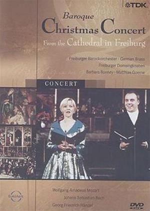Rent Baroque Christmas Concert Online DVD Rental