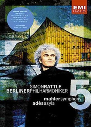 Rent Simon Rattle Berliner Philharmoniker: Mahler Online DVD Rental
