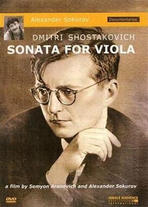 Rent Shostakovich: Sonata for Viola Online DVD Rental