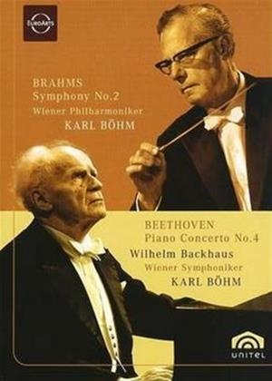 Rent Beethoven: Piano Concertos No. 2 and 4 Online DVD Rental