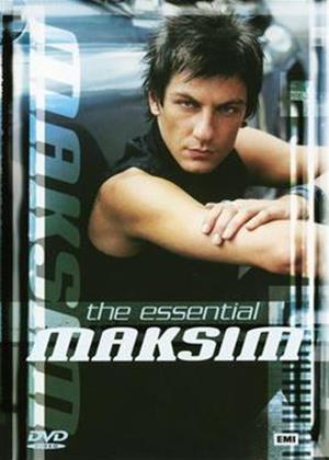 Rent Maksim: The Essential Maksim Online DVD Rental