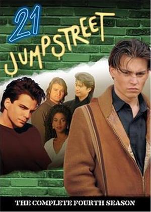 21 Jump Street: Series 4 Online DVD Rental