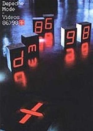 Rent Depeche Mode: The Videos: 86-98 Plus Online DVD Rental
