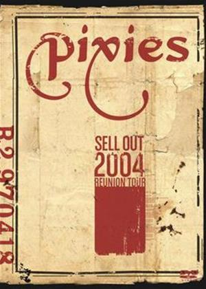 Rent Pixies: Sell Out 2004 Reunion Tour Online DVD Rental