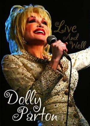 Dolly Parton: Live and Well Online DVD Rental
