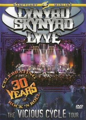 Lynyrd Skynyrd: Lyve Online DVD Rental