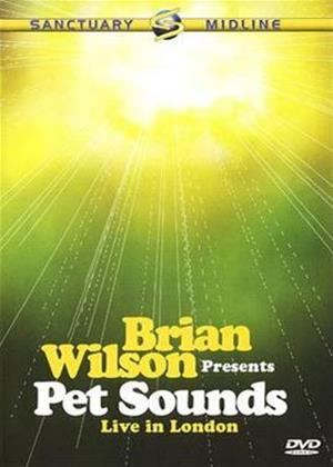 Rent Brian Wilson: Pet Sounds Online DVD Rental