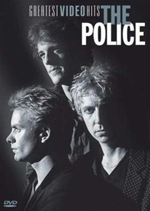 Rent The Police: Greatest Video Hits Online DVD Rental