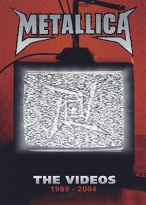 Metallica: The Videos 1989-2004 Online DVD Rental