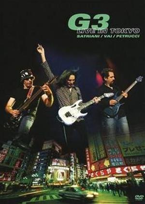 G3: Live in Concert Online DVD Rental