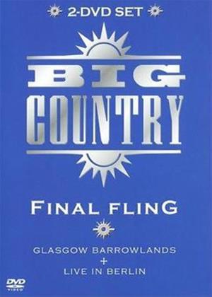 Rent Big Country: Final Fling Online DVD Rental