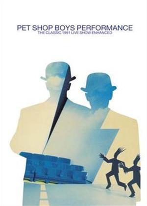 Pet Shop Boys: Performance Online DVD Rental