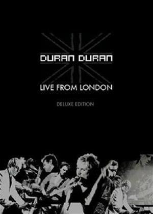 Rent Duran Duran: Live from London Online DVD Rental