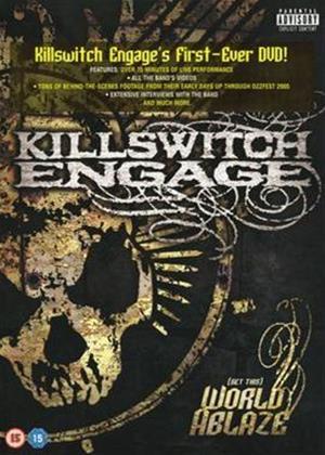 Killswitch Engage: Set the World Ablaze Online DVD Rental