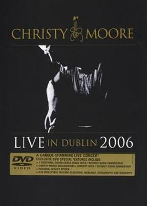 Christy Moore: Live in Dublin 2006 Online DVD Rental