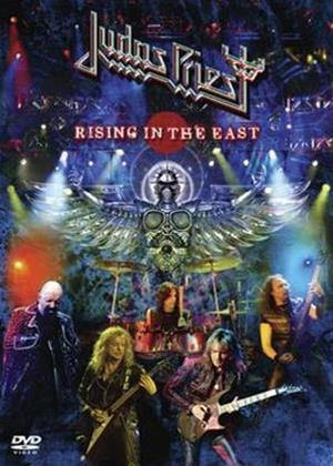 Judas Priest: Rising in the East Online DVD Rental