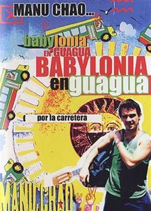 Manu Chao: Babylonia En Guagua Online DVD Rental