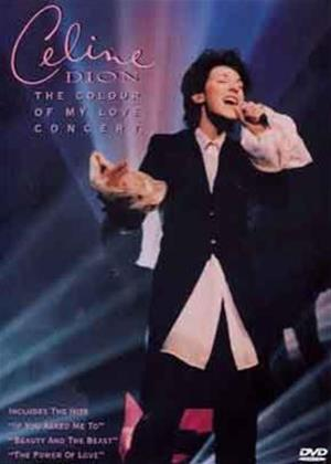 Celine Dion: The Colour of My Love Concert Online DVD Rental