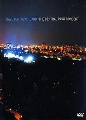 Dave Matthews Band: Live in Central Park Online DVD Rental