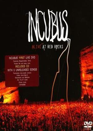 Incubus: Alive at Red Rocks Online DVD Rental