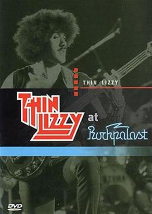 Thin Lizzy: At Rockpalast Online DVD Rental