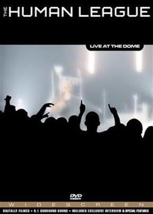 Human League: Live at the Dome Online DVD Rental