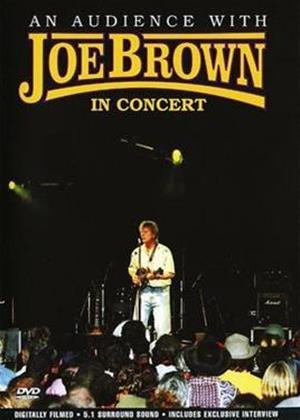 Rent Joe Brown: An Audience with Joe Brown Online DVD Rental