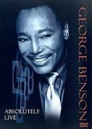 George Benson: Absolutely Live Online DVD Rental