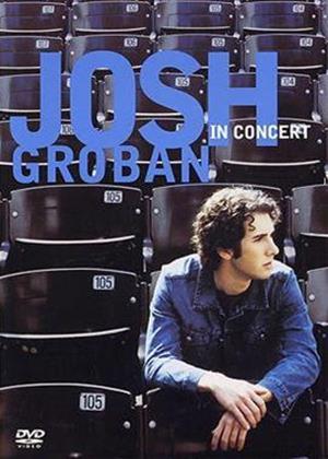 Rent Josh Groban in Concert Online DVD Rental