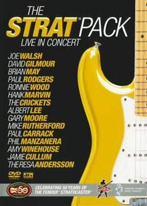 Rent The Strat Pack: The 50th Anniversary of The Fender Stratocast Online DVD Rental