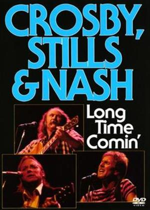 Crosby, Stills and Nash: Long Time Coming Online DVD Rental
