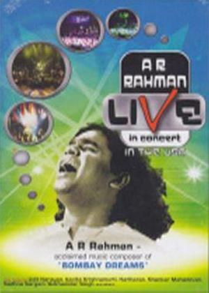 Rent A.R. Rahman: Live in Concert in the USA Online DVD Rental
