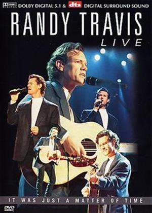 Rent Randy Travis: Live: It Was Just a Matter of Time Online DVD Rental