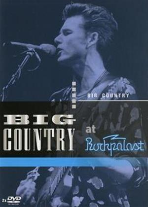 Big Country: Big Country at Rockpalast Online DVD Rental