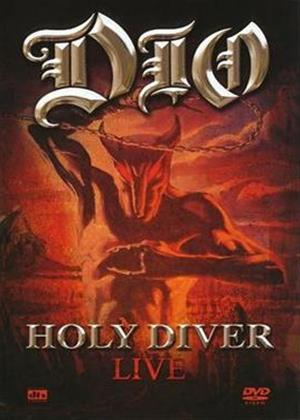 Rent Dio: Holy Diver Live Online DVD Rental