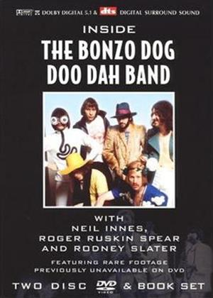 Bonzo Dog Doo Dah Band: Inside Bonzo Dog Doo Dah Band Online DVD Rental