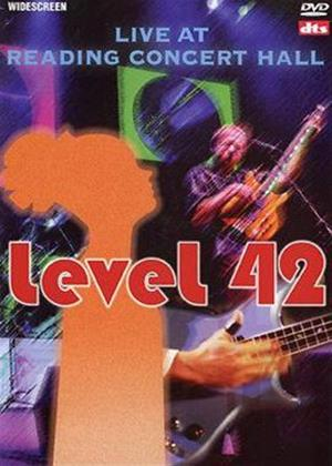 Rent Level 42: Live in Reading Concert Hall Online DVD Rental