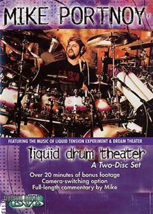Rent Mike Portnoy: Liquid Drum Theatre Online DVD Rental