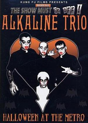 Alkaline Trio: Live on Halloween Online DVD Rental