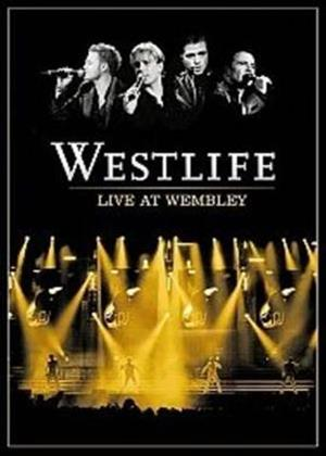 Westlife: Live at Wembley Online DVD Rental