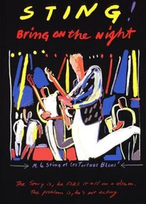 Sting: Bring on the Night Online DVD Rental