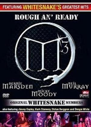 Rough An' Ready: Performing Classic Whitesnake Online DVD Rental