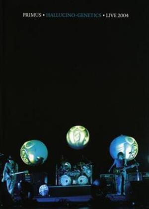Primus: Hallucino Genetics Tour: Live 2004 Online DVD Rental