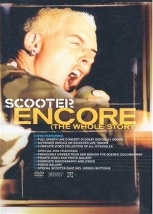 Rent Scooter: Encore: The Whole Story Online DVD Rental