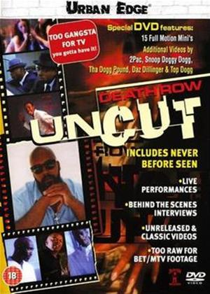 Rent Death Row: Uncut Online DVD Rental