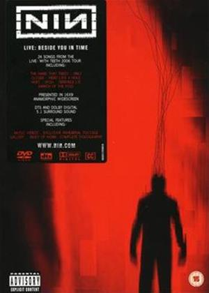 Rent Nine Inch Nails: Besides You in Time Online DVD Rental