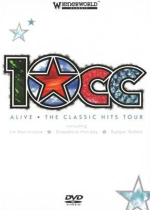 Rent 10cc: Alive: The Classic Hits Tour Online DVD Rental
