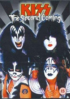 Kiss: The Second Coming Online DVD Rental