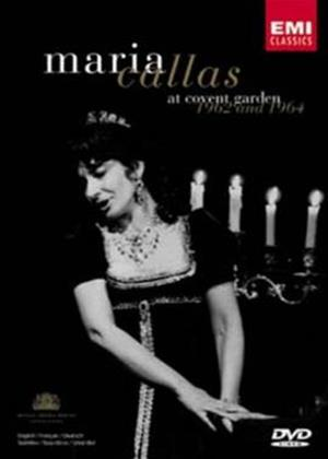 Rent Maria Callas: At Covent Garden Online DVD Rental